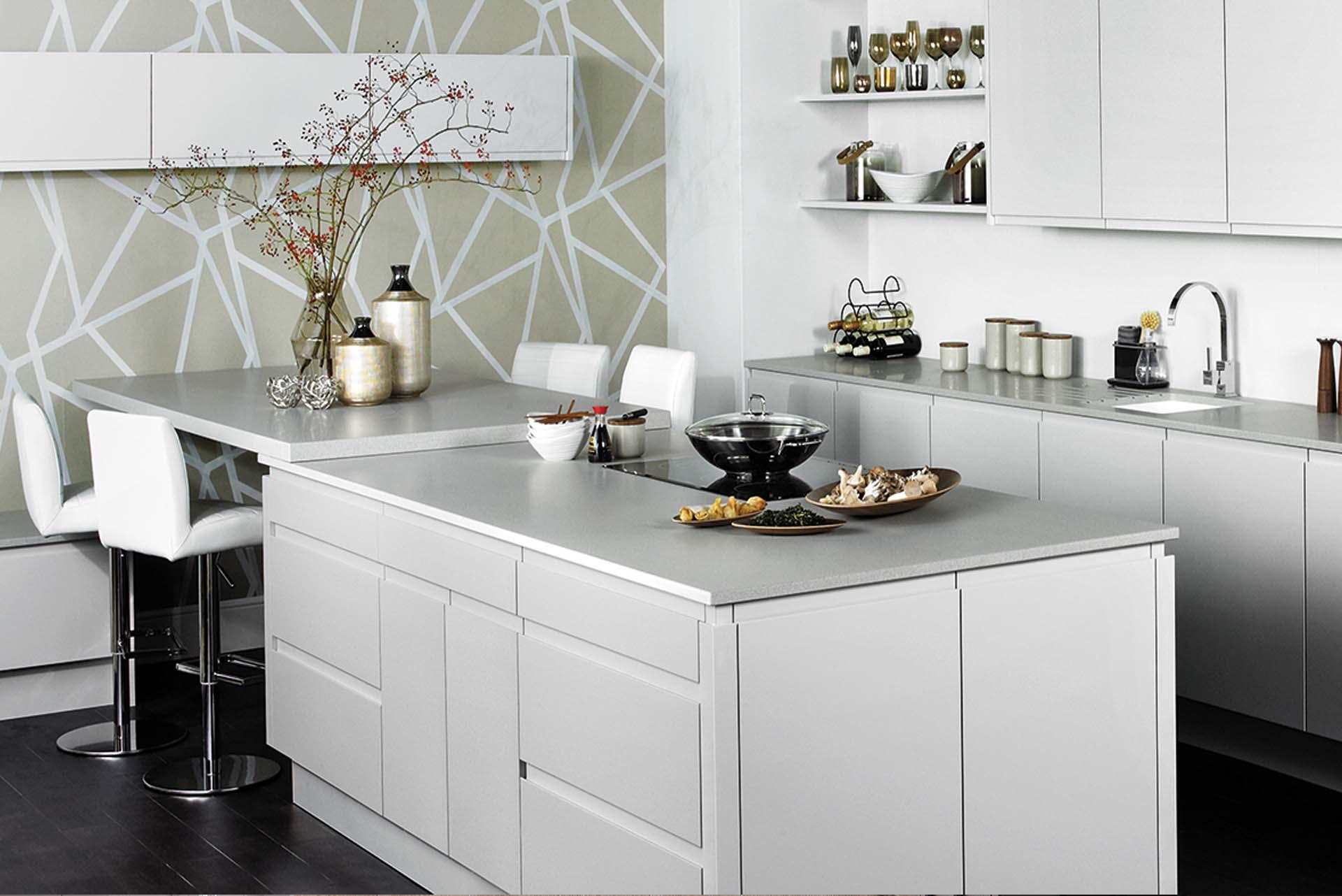 Burbidge Kitchens - Purple Kitchens, Maghull, Liverpool Designer ...