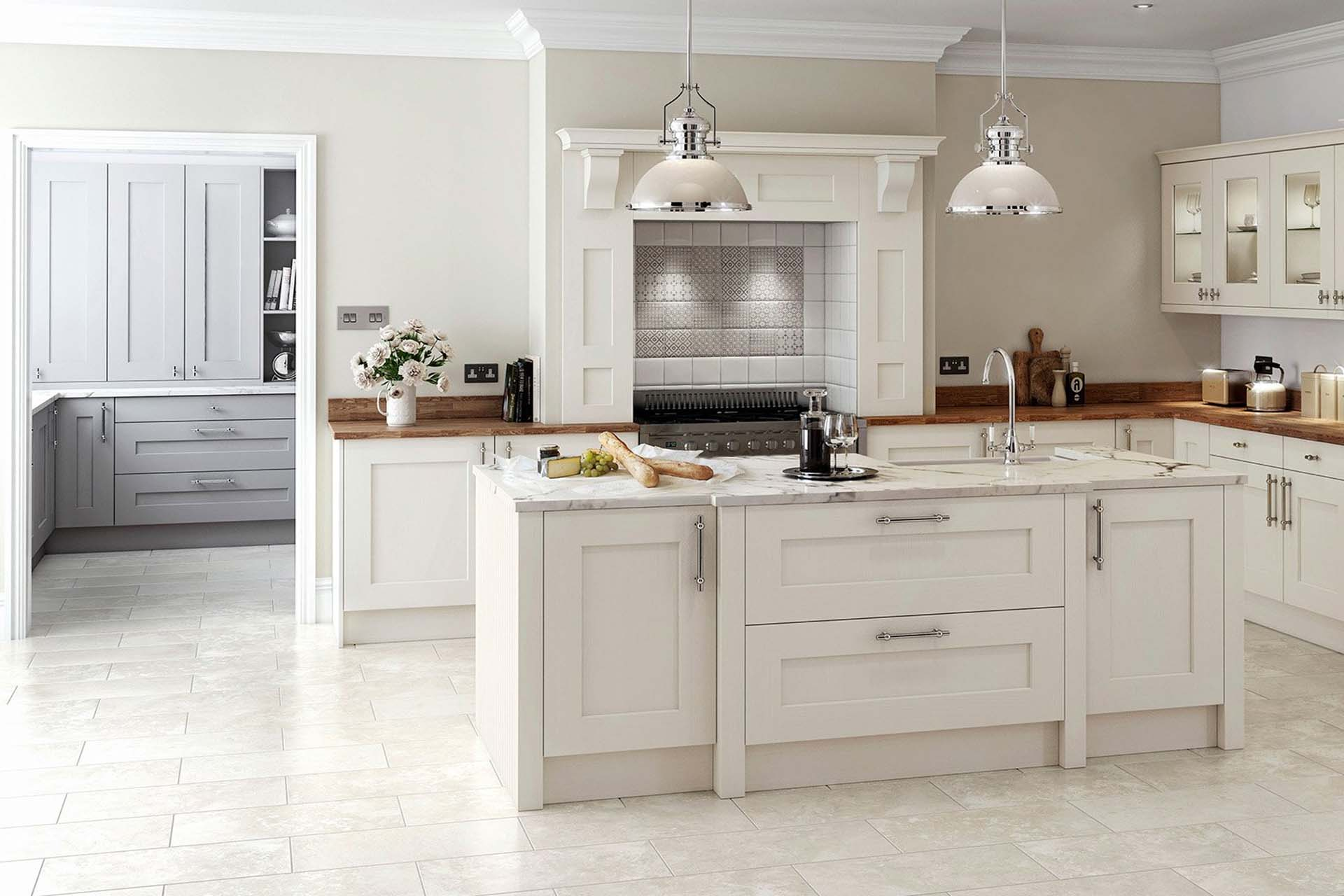 Bespoke Kitchens From Purple Kitchens Maghull Liverpool