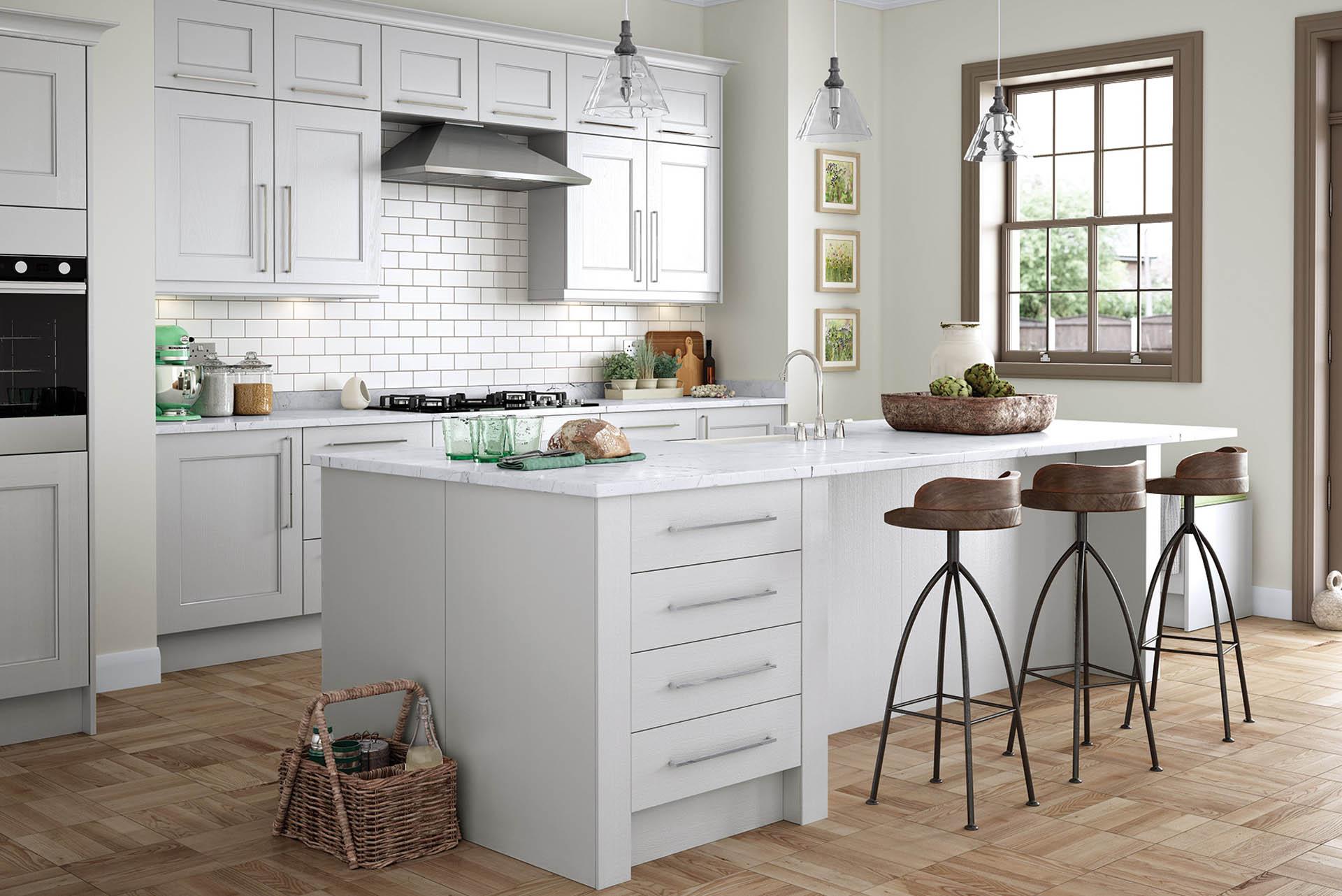 Uform Kitchens - Purple Kitchens Maghull, Kitchen Stori, Liverpool ...